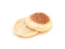 英格兰式松饼 库存图片