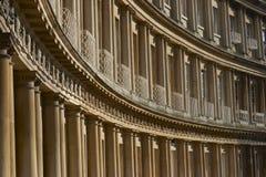 英王乔治一世至三世时期的浴 免版税库存图片