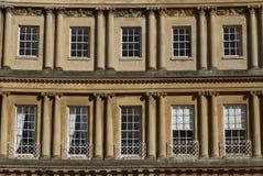 英王乔治一世至三世时期的结构 免版税库存图片