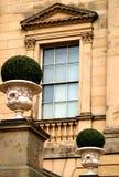 英王乔治一世至三世时期视窗 库存图片