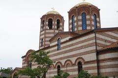 英王乔治一世至三世时期的教会 库存照片