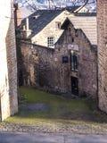 英王乔治一世至三世时期议院在兰卡斯特郡的首府和市兰开夏郡在英国 库存照片