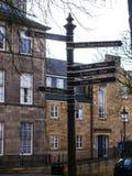 英王乔治一世至三世时期议院在兰卡斯特郡的首府和市兰开夏郡英国 免版税库存照片