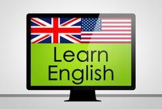 英语了解 皇族释放例证