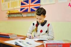 英语教训  图库摄影