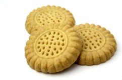 英语的曲奇饼 库存图片