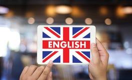 英语(英国英国语言教育)学会英国Lan 库存图片