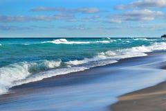 12英里海滩 免版税库存图片