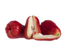 苹果上升了 免版税库存照片