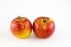 苹果二 免版税图库摄影