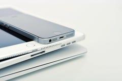 苹果例证imac公司 免版税图库摄影