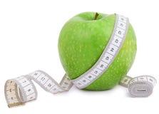 苹果健身 免版税库存照片