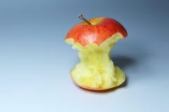 苹果咬。 免版税图库摄影