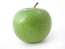 苹果嘎吱咬嚼新鲜 免版税图库摄影