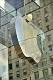 苹果城市新的存储约克 免版税图库摄影