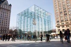 苹果存储 图库摄影