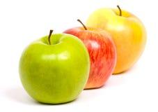 苹果新鲜成熟 免版税图库摄影