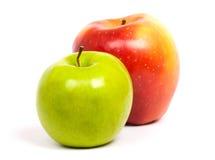 苹果新鲜成熟 免版税库存照片