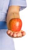 苹果日 图库摄影