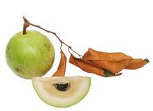 苹果果子星形 图库摄影