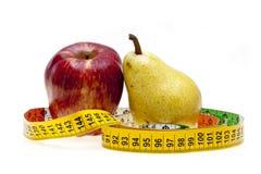 苹果梨 免版税图库摄影