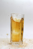 苹果汁 免版税库存图片
