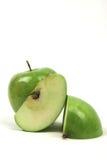 苹果片式 免版税库存图片
