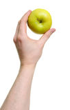 苹果现有量藏品 免版税库存照片