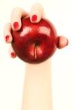 苹果现有量 库存图片