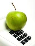 苹果电话 免版税图库摄影