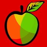 苹果的例证网络设计的 向量例证