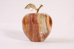 苹果石头 库存图片
