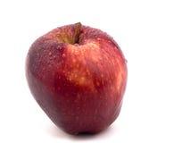 苹果红色鲜美 免版税库存照片