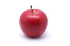 苹果红色 库存照片