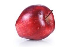 苹果红色 免版税库存照片