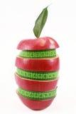 苹果绿被评定的繁文缛节 库存照片