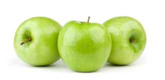 苹果绿 免版税库存图片