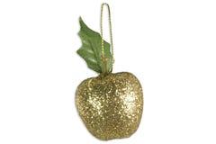 苹果装饰 免版税库存照片