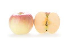 苹果计算机富士果子 免版税图库摄影