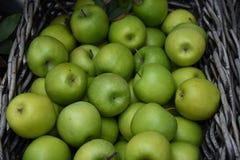 苹果计算机果子待售在哥本哈根 库存图片