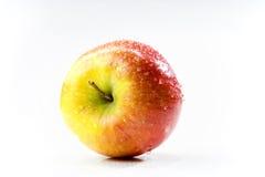 苹果计算机,特写镜头 免版税库存图片