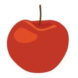 苹果计算机clipart 免版税库存照片