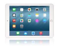 苹果计算机iPad空气2 库存图片