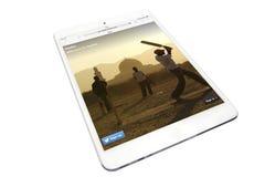 苹果计算机ipad 库存图片