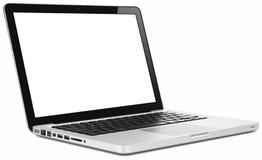 苹果计算机macbook 免版税库存照片
