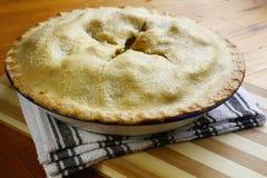 苹果饼 库存图片