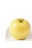 苹果高关键黄色 免版税库存照片