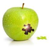 苹果魔术 免版税库存图片