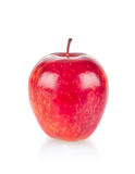 苹果水多成熟 免版税库存图片