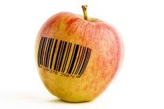 苹果gmo 免版税库存照片